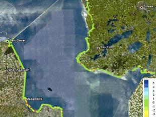 Satellieten houden Nederlandse dijken in de gaten
