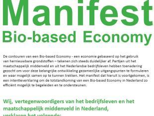 De bio-based economy ontluikt; eerste fabrieken volgend jaar verwacht