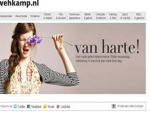 De doe-alles-zelf-filosofie van Wehkamp.nl
