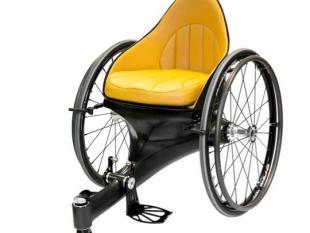 Spyker-ontwerper De Bruijn ontwikkelt designrolstoel