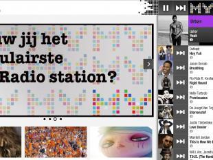 Online radiostation MyRadio leert je muzieksmaak kennen