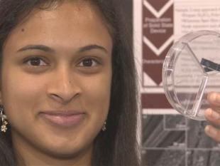 18 jarige wint Intel prijs met supercondensator
