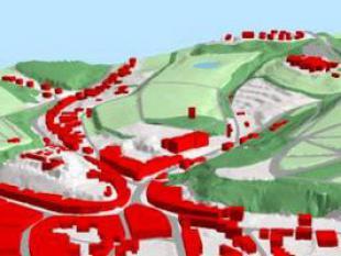 In 3D de wereld plannen