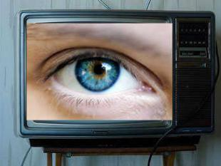 Big TV is watching you