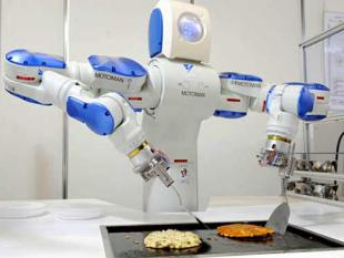 Robotisering: kans of bedreiging?