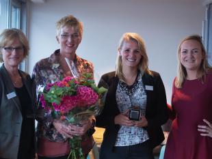 Bibliotheek Oosterschelde wint RESET-Award