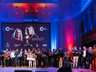 Lolo's wint Present Your Startup Global