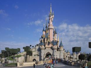 Welkom in de stedelijke agglomeratie van Mickey Mouse