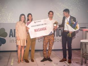 Nederlanders kiezen Stichting Masanga als