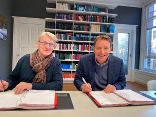 Gladventure en Wilfried Baeten starten joint venture RAY Tensile Design
