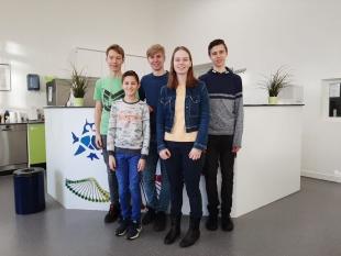 Christelijk College Nassau-Veluwe uit Harderwijk wint STEAM Cup Challenge 2020