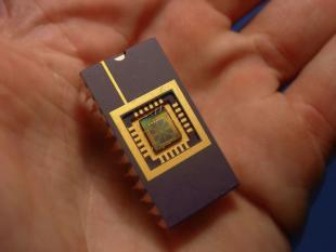De biosensor meet met licht en is bijna marktrijp