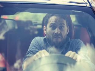 Kwart Nederlandse jongeren bang om auto te rijden
