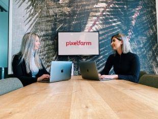 Pixelfarm breidt uit met twee nieuwe online professionals
