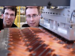 Vliegend tapijt voor de chipindustrie
