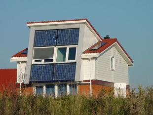 Rendabele zonne-energie naar Duits voorbeeld