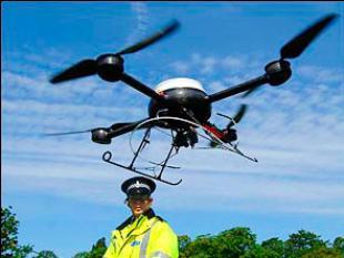 Vliegende camerabotjes: serieus
