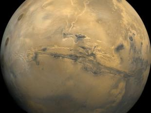 De Phoenix Marslander gaat leven op Mars ontdekken