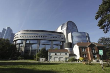 Gebouw Europees Parlement