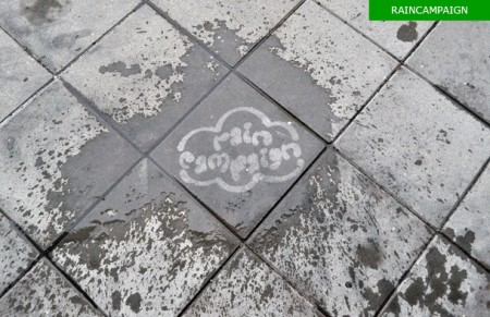De Rain Campaign van Fresh Green Ads