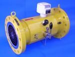 Een axiale turbinedebietmeter