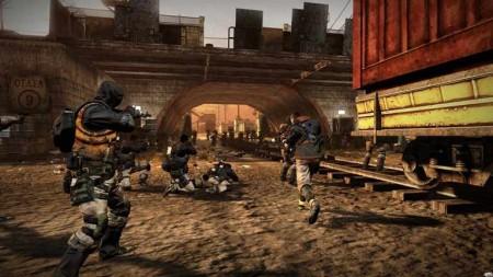 Een screenshot van Killzone