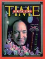 De cover van Time, uit 1999