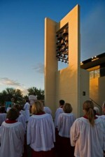 Een carillion van Royal Eijsbouts in Scotsdale (Arizona).