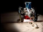 Robot graaft en maakt zijn eigen brandstof