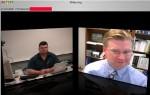 Videoconferencing: vergaderen op afstand in 2D