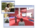 3D-conferencing heeft volgens Tixeo de toekomst.