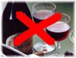 Zoals met alles geldt ook voor rode wijn: overdaad schaadt