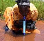 Verstergaard Frandsen ontwikkelde de LifeStraw, een draagbaar waterfilter