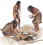 Robroks onderzoekt nu de communicatie en cognitie van de Neanderthalers.