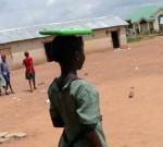 Galadima uit Nigeria testte de XO en draagt 'm sindsdien op haar hoofd