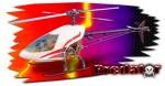 Lawaaiige hobbyhelikopter