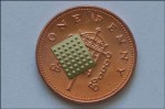 een paar vierkante mm vol micronaaldjes
