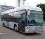 Mercedes Citaro waterstofbus