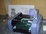 Een van de FabLab-machines