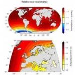 zeespiegel stijgt minder snel