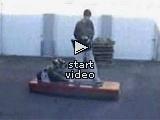 Demonstratie van een echt hoverboard.