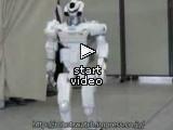 Japanese Robot HRP-3 Promet Mk-II