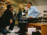 De bewuste Vista-commercial met Bill Gates en Jerry Seinfeld